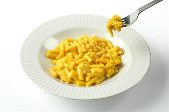 макароны с маслом