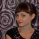 Анастасия Сарафанова