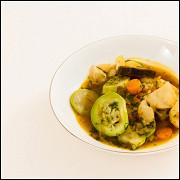 Овощное рагу по рецепту Татьяны Толстой