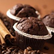 Шоколадно-кофейные маффины