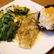 Рыба по-гавайски