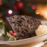 Английский рождественский пирог