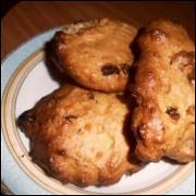 Кукурузное безглютеновое печенье