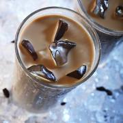 Классический ледяной кофе
