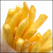 Дважды обжаренный картофель фри