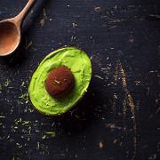 Десерт «Авокадо»