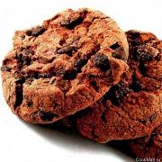 Овсяное печенье с медом и сухофруктами
