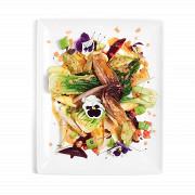 Салат «Овощи и фрукты»