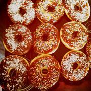 Пончики  с глазурью (Dunkin donuts)