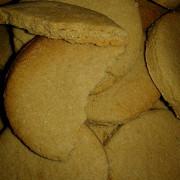 Печенье сабле из гречневой муки