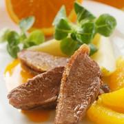 Утка в апельсиновом соусе (Canard à l'Orange)