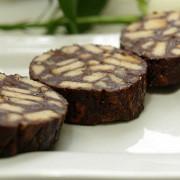 Колбаса из шоколада