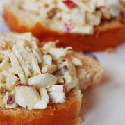 Шведская закуска к хлебу