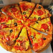 Пицца «Новосибирская»