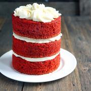 Торт «Красный бархат» от Andy Chef