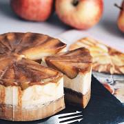 Торт «Яблоко Евы» от кондитера Hidemi Sugino