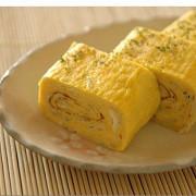 Яичный ролл (тамагояки)