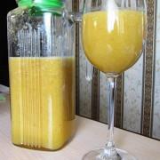 Витаминный фруктовый смузи
