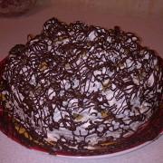 Торт «Мохнатый пинчер»