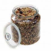Гранола (мюсли) с орехами и сухофруктами