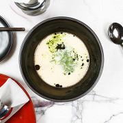 Рыбный суп «Скаген»