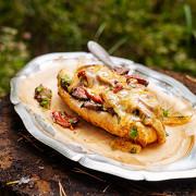 Классический филадельфийский сэндвич