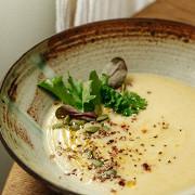 Крем-суп из цветной капусты со специями