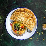Хумус из тыквы с паприкой и кумином