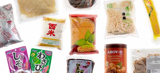 Что купить в магазине азиатских продуктов?