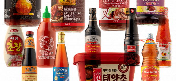 Гид по главным азиатским соусам