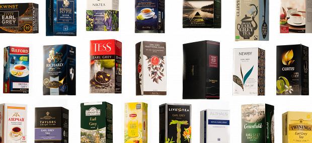 Самый вкусный чай Earl Grey в пакетиках