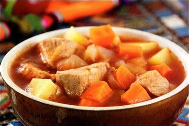 Суп эстофадо