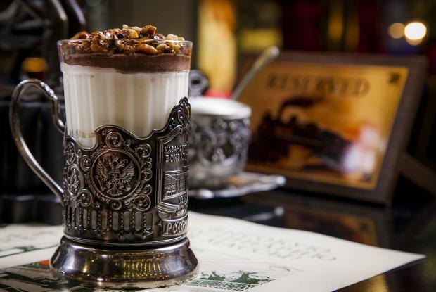 Киевский в стакане