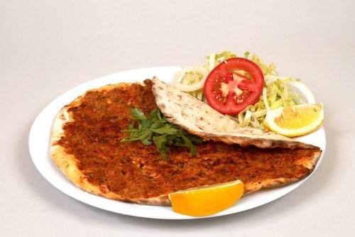 Мини-пицца  по-турецки