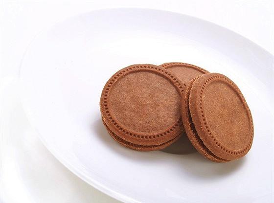 Шоколадные бисквиты