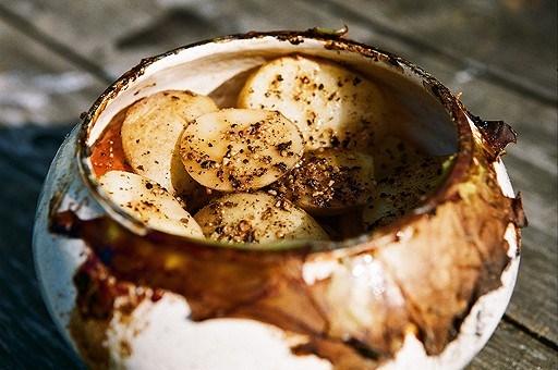 Картошка по-пастушьи по старопольскому рецепту