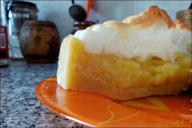 Лимонный пирог из фильма «Тост»