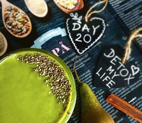 Смузи грушевый «Масала-чай»