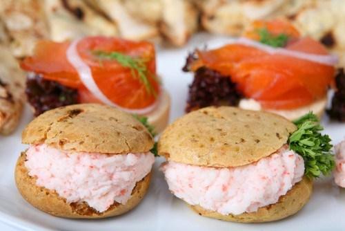 Бутерброд с тертым редисом