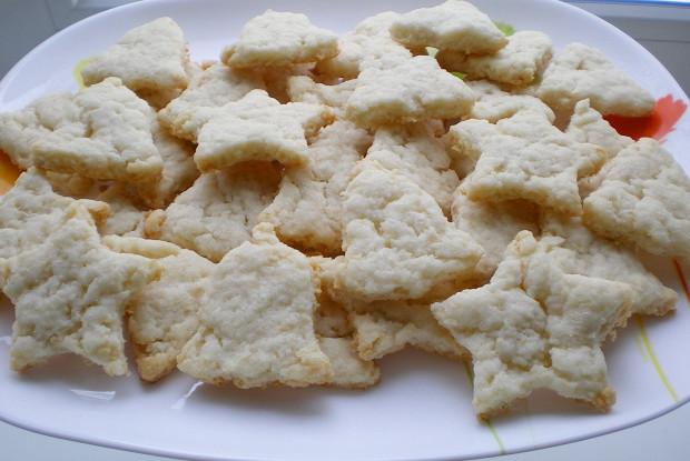 Печенье из кокосовой стружки