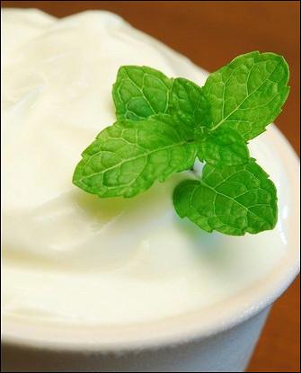 Йогуртово-мятный соус к шашлыкам