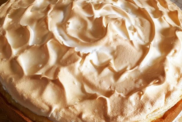 Торт «Слезы ангела» на манной крупе