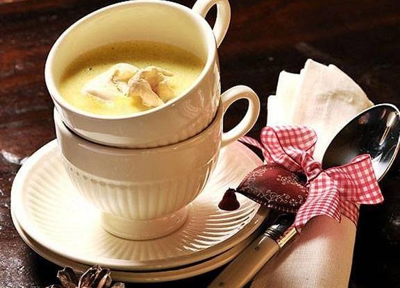 Суп «Пармантье»