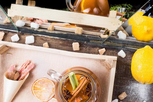Пуэр «Чагао» со специями, перцем и цитрусовыми