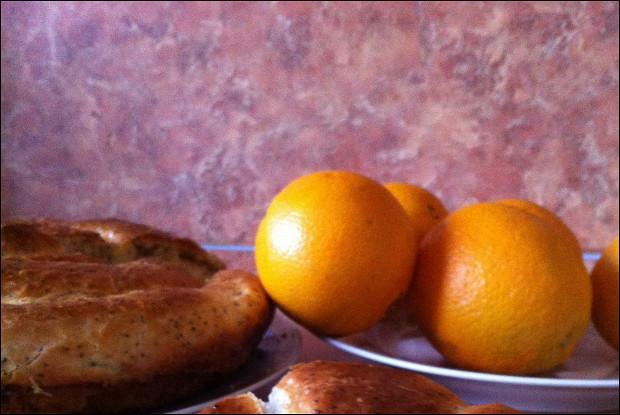 Пирог «Самый апельсиновый»