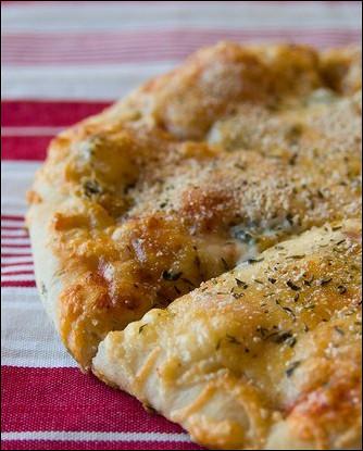 Пицца-лепешка