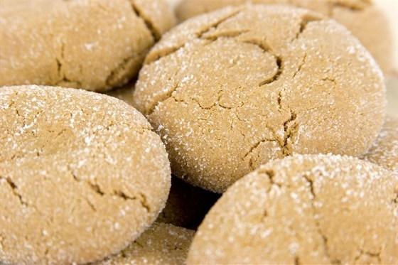 Имбирное печенье с фундуком