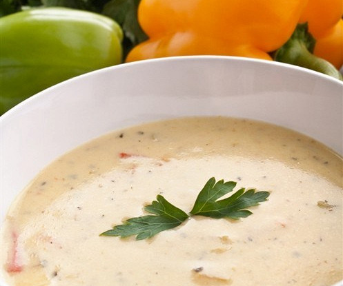 Легкий крем-суп