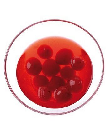 Суп вишневый
