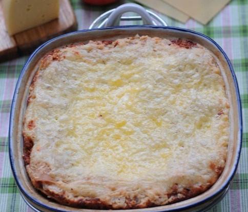 Лазанья с сыром «Ламбер»